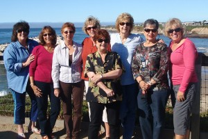 the 4th reunion of the Pius X Divas class of 1965